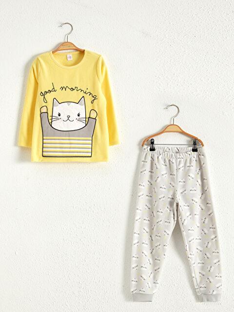 Пижама жиынтығы - LC WAIKIKI