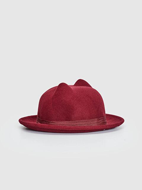 Kız Çocuk Fötr Şapka - LC WAIKIKI