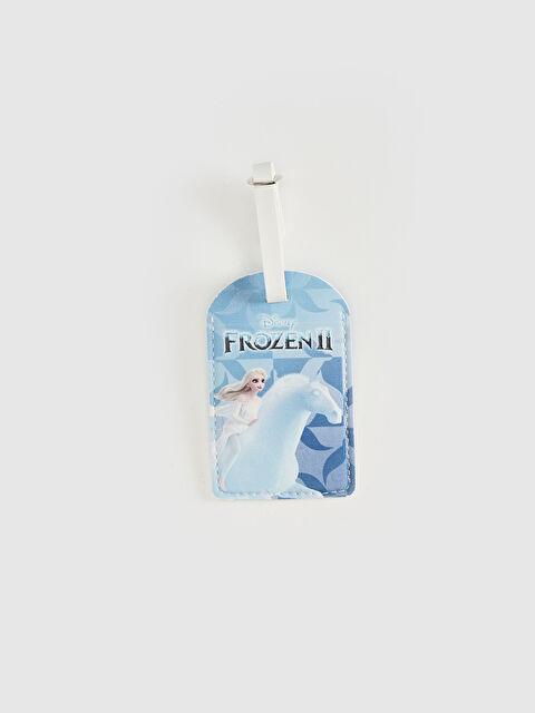 Kız Çocuk Frozen Bagaj Etiketi - LC WAIKIKI