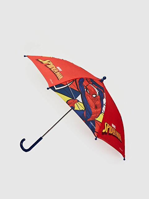 Boy Spiderman Licensed Umbrella - LC WAIKIKI