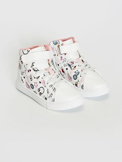 Kız Çocuk Günlük Bilekli Ayakkabı - LC WAIKIKI