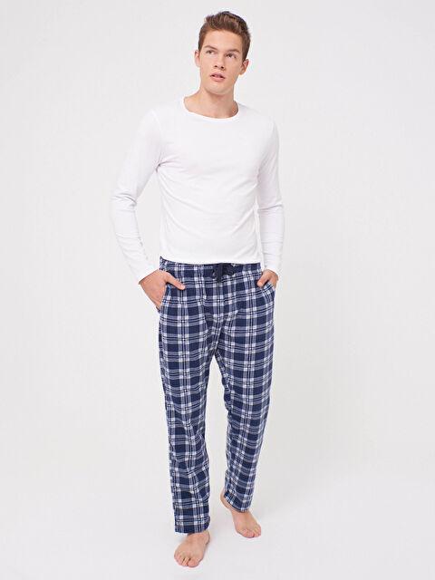 Standart Kalıp Pijama Alt - LC WAIKIKI