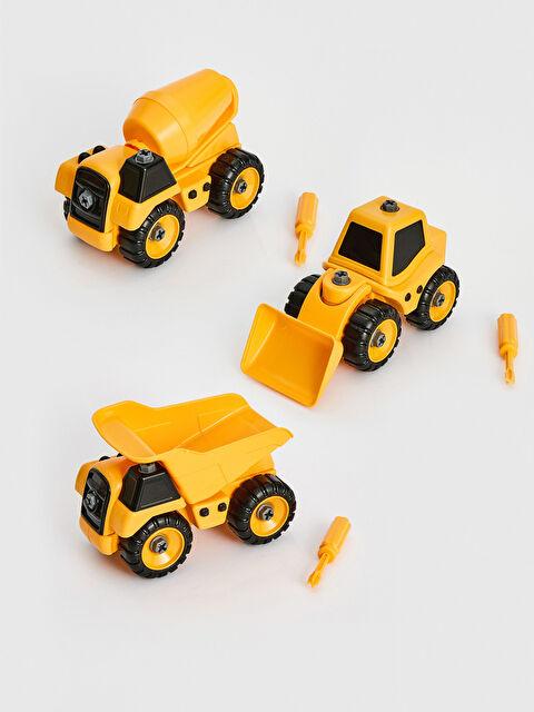 Oyuncak İş Makineleri Seti - LC WAIKIKI