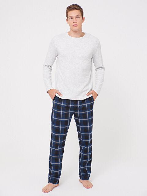 Standart Kalıp Pijama Takım - LC WAIKIKI