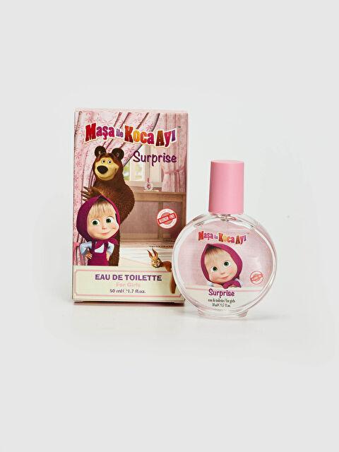 Kız Çocuk Maşa ile Koca Ayı EDT Parfüm 50 ml - LC WAIKIKI