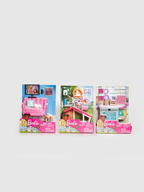 Kız Çocuk Barbie Ev Dekorasyon Oyuncak Seti - LC WAIKIKI