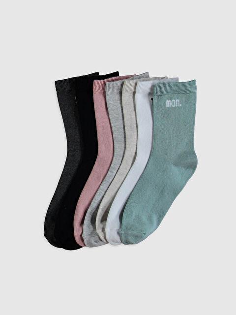 Soket Çorap 7'li - LC WAIKIKI