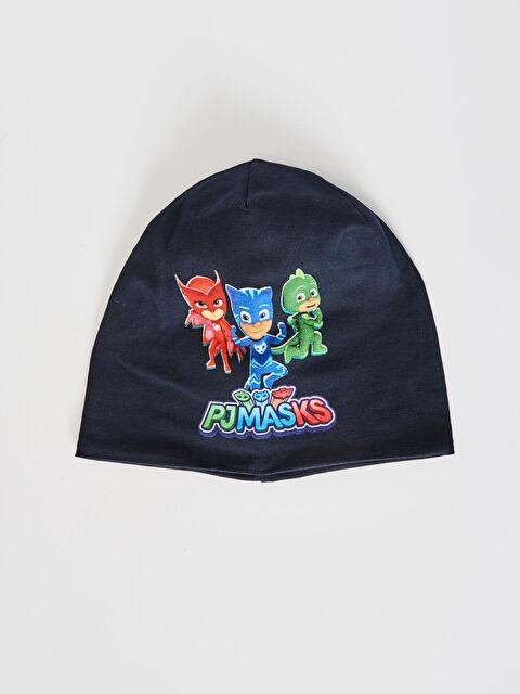 Erkek Çocuk Pijamaskeliler Lisanslı Örme Bere - LC WAIKIKI