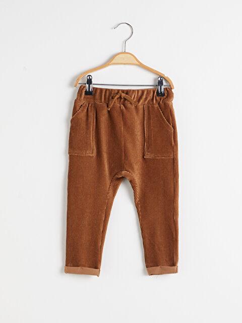 Erkek Bebek Kadife Pantolon - LC WAIKIKI