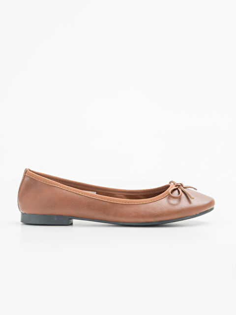 Kadın Fiyonk Detaylı Babet Ayakkabı - LC WAIKIKI