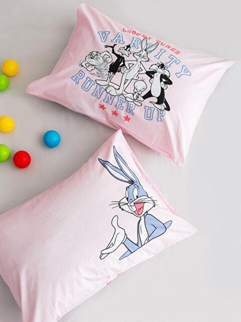 Looney Tunes Lisanslı Çocuk Yastık Kılıfı - LCW HOME