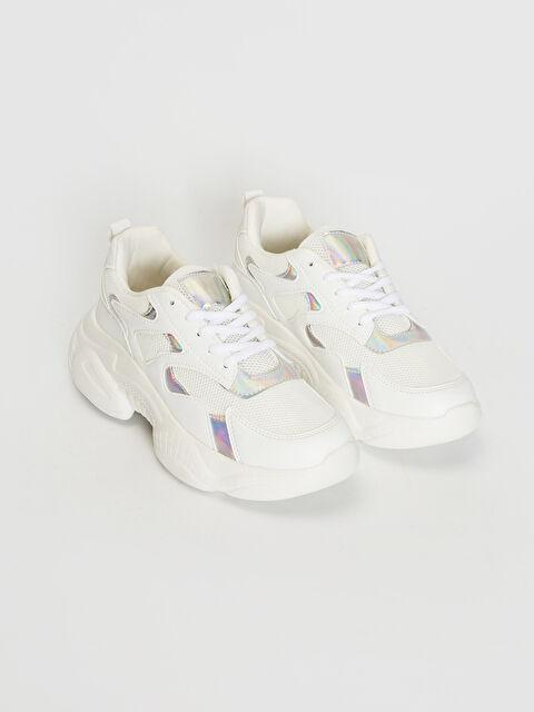 Kadın Kalın Taban Günlük Spor Ayakkabı - LC WAIKIKI