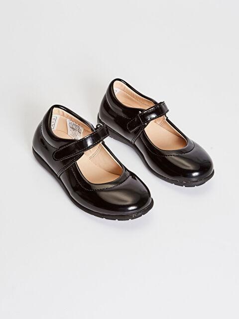 Kız Çocuk Rugan Babet Ayakkabı - LC WAIKIKI