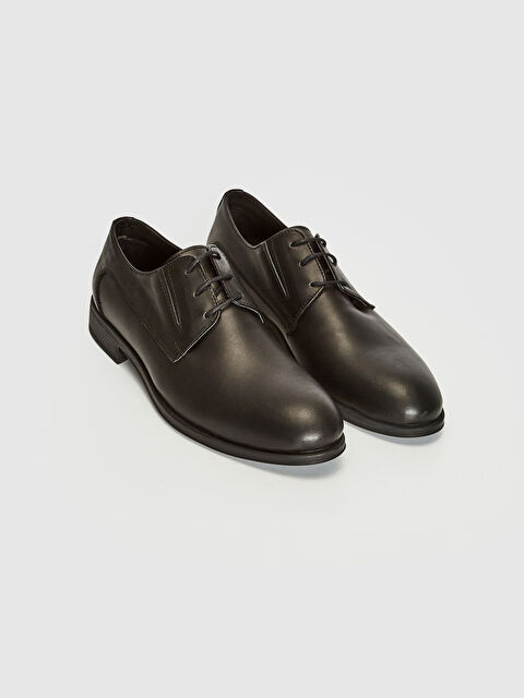 Erkek Hakiki Deri Ayakkabı - LC WAIKIKI