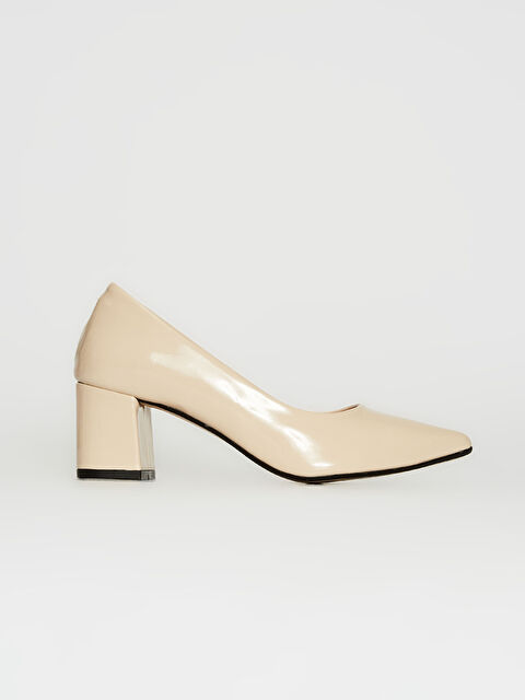 Kadın Sivri Burun Topuklu Ayakkabı - LC WAIKIKI