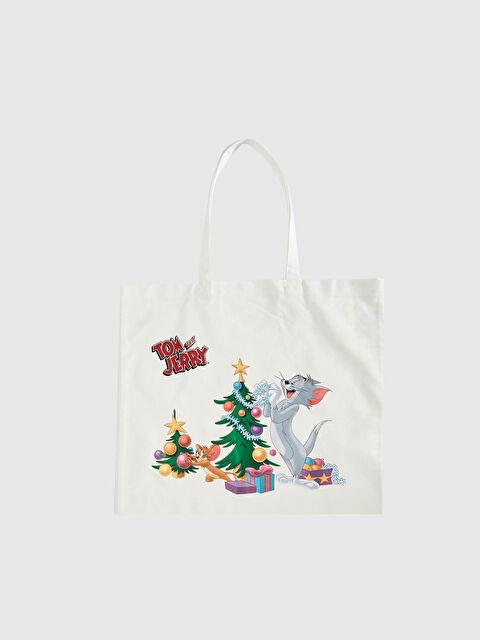 Tom&Jerry Baskılı Alışveriş Çantası - LC WAIKIKI