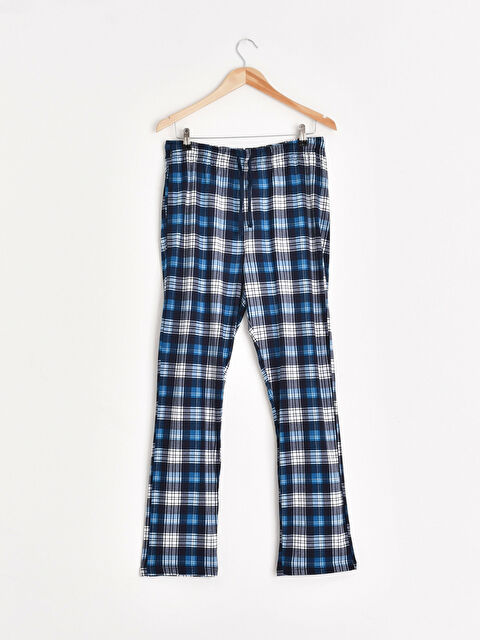 Standart Kalıp Ekose Pijama Alt - LC WAIKIKI