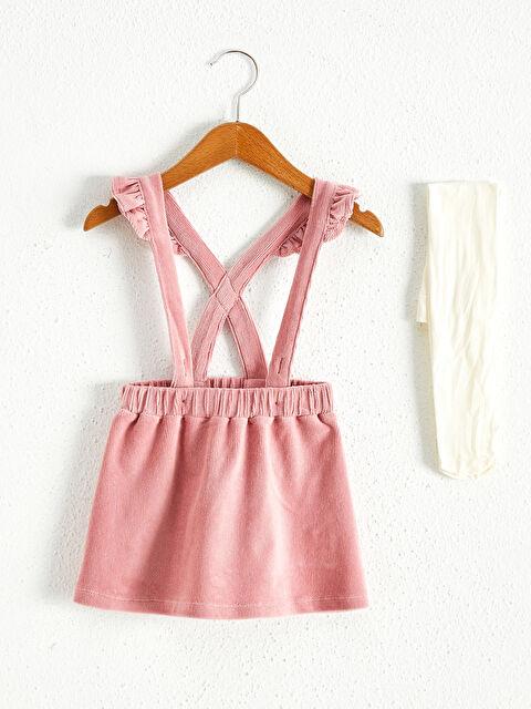 Baby Girl's Skirt and Tights - LC WAIKIKI