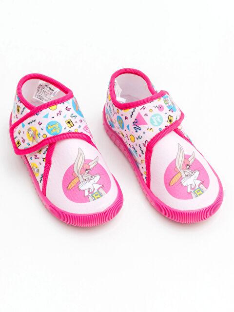 Kız Çocuk Warner Bross Lisanslı Ev Ayakkabısı - LC WAIKIKI