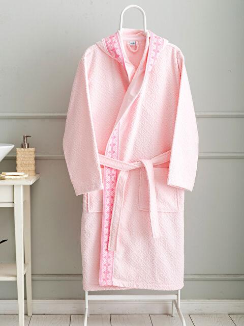 Женский банный халат - LCW HOME