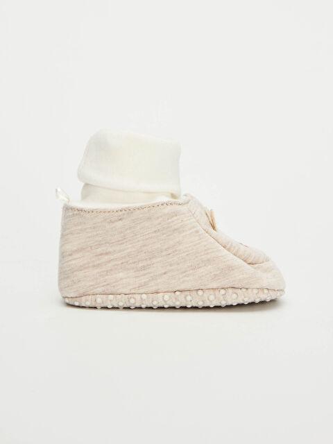 Erkek Bebek Çoraplı Yürüme Öncesi Ev Ayakkabısı  - LC WAIKIKI