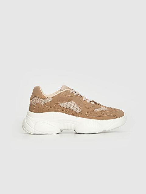 Kadın Bağcıklı Sneaker - LC WAIKIKI