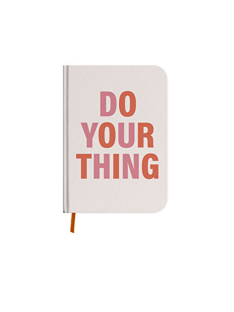 Fabooks Do Your Thing Undated Planner Defter - Markalar