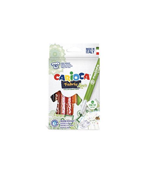 Carioca Keçeli Kumaş Boya Kalemi 10'Lu - Markalar