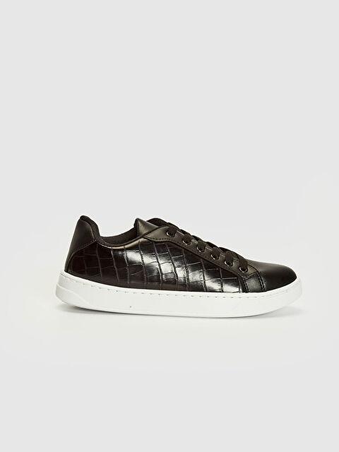 Kadın Deri Görünümlü Ayakkabı - LC WAIKIKI