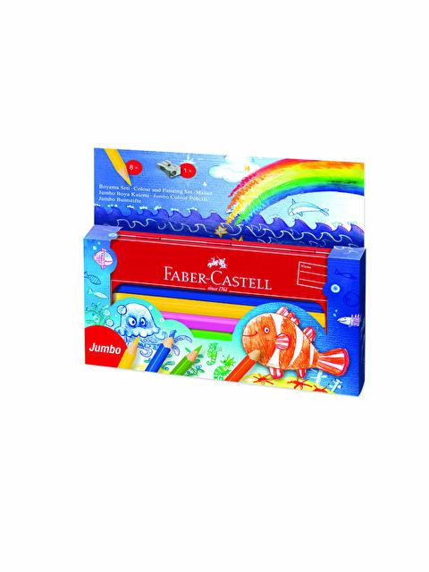 Faber Castell Boya Kalemi Metal Hediye Seti - Markalar