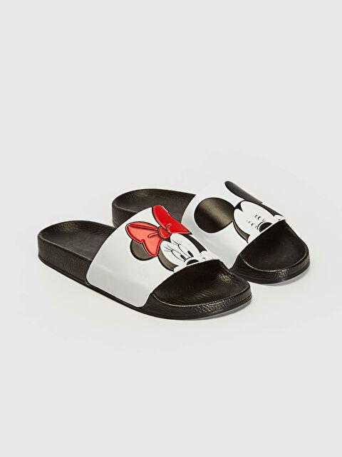 Minnie Mouse ve Mickey Mouse Lisanslı Terlik - LC WAIKIKI