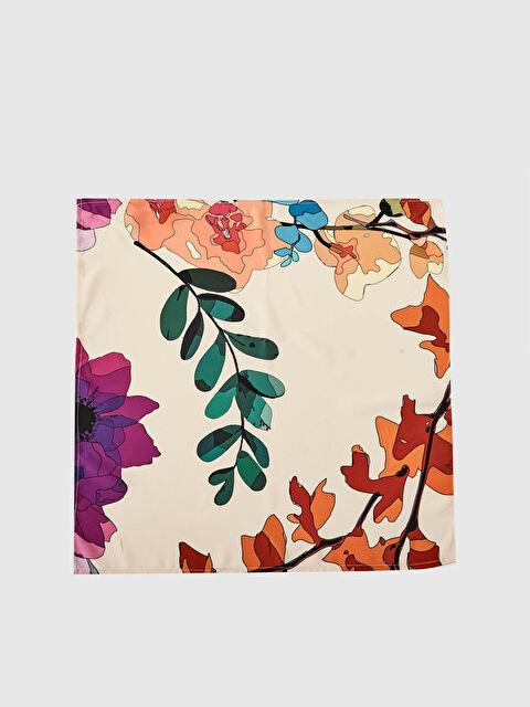 Çiçek Desenli Bandana - LC WAIKIKI