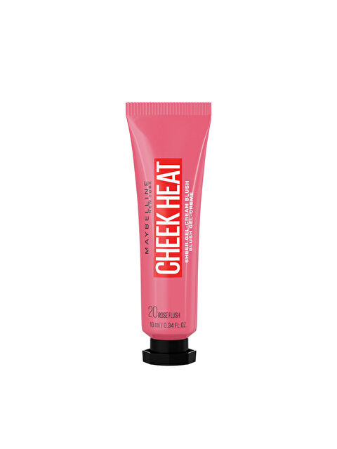 Maybelline New York Cheek Heat Likit Allık - 20 Rose Flash - Pembe - Markalar