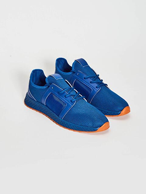 Активен спорт мъжки спортни обувки с връзки - LC WAIKIKI