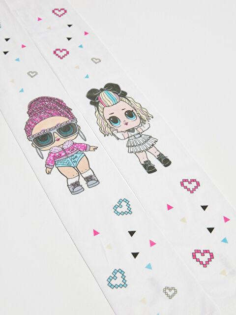 Lol Dolls Patterned Girl's Pantyhose - LC WAIKIKI