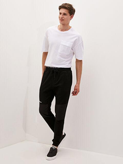 LCW CASUAL Slim Fit Men Jogger Trousers - LC WAIKIKI