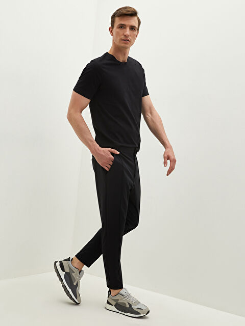 LCW SPORTS Standard Fit Active Sports Men's Trousers - LC WAIKIKI