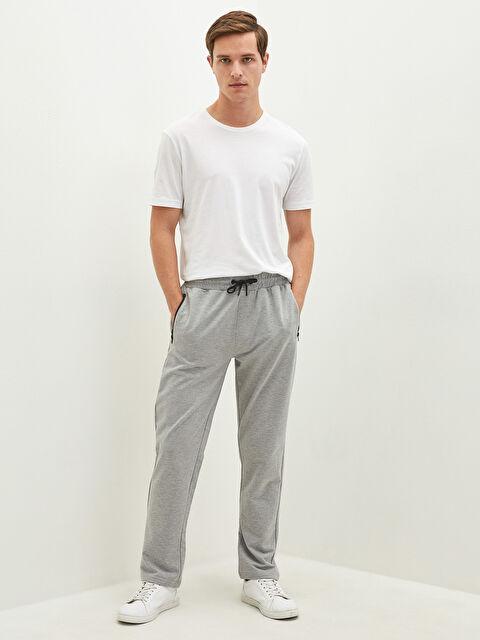 LCW BASIC Standard Fit Men's Trousers - LC WAIKIKI