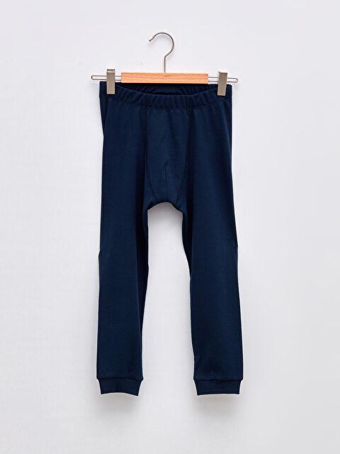 Basic Boy's Underwear With Elastic Waist - LC WAIKIKI