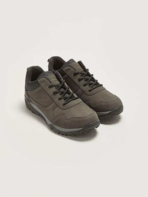 Lace-up Men's Trekking Shoes - LC WAIKIKI