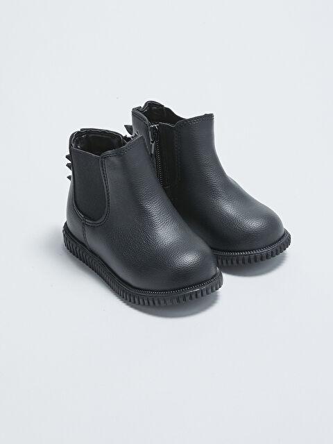 Elastic Detailed Baby Boy Boots - LC WAIKIKI
