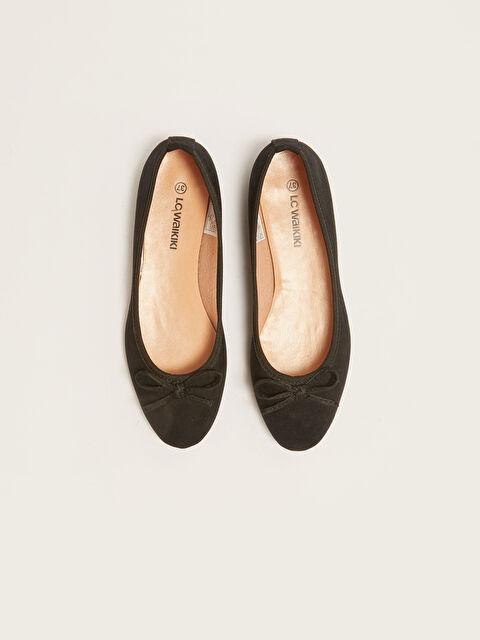 Bow Detailed Women's Flats - LC WAIKIKI