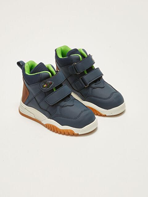 Velcro Ankle Size Baby Boy Boots - LC WAIKIKI