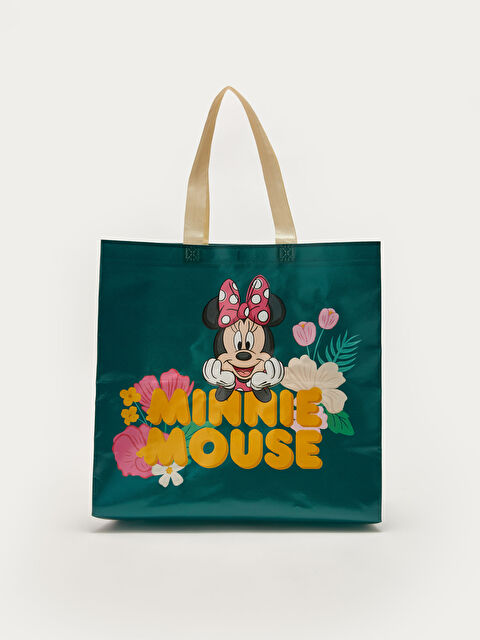 Minnie Mouse Licensed Women's Shopping Bag - LC WAIKIKI