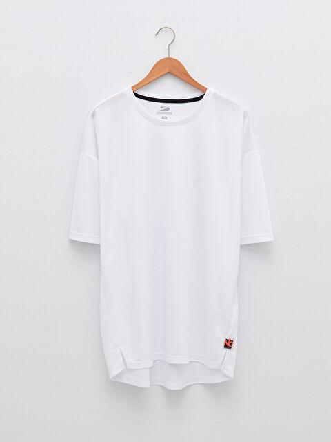 LCW SPORTS Crew Neck Short Sleeve Men's Sports T-Shirt - LC WAIKIKI