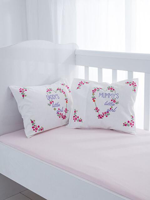 Bebek Yastık Kılıfı 2'li - LCW HOME