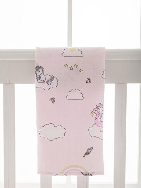 Kız Bebek Battaniye - LCW HOME