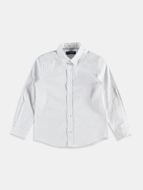 Uzun Kollu Gömlek - LC WAIKIKI