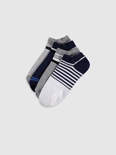 Patik Çorap 4'lü - LC WAIKIKI