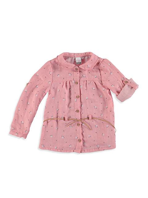 Kız Bebek Desenli Tunik - LC WAIKIKI